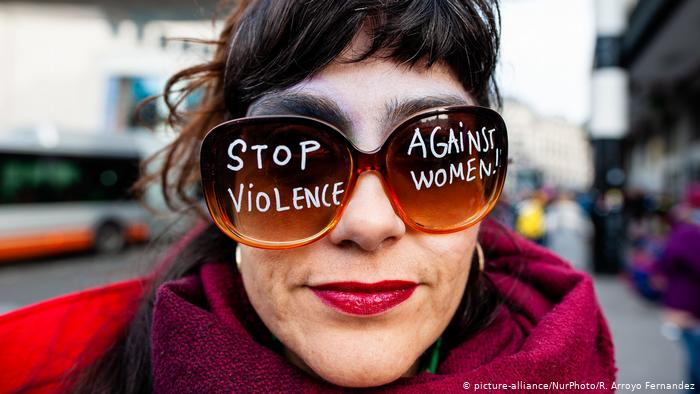 Germany: 1 woman per hour is victim of domestic violence