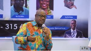 Ghana's Parliament is the biggest 'comedy' club I have ever come across – Fritz Baffour