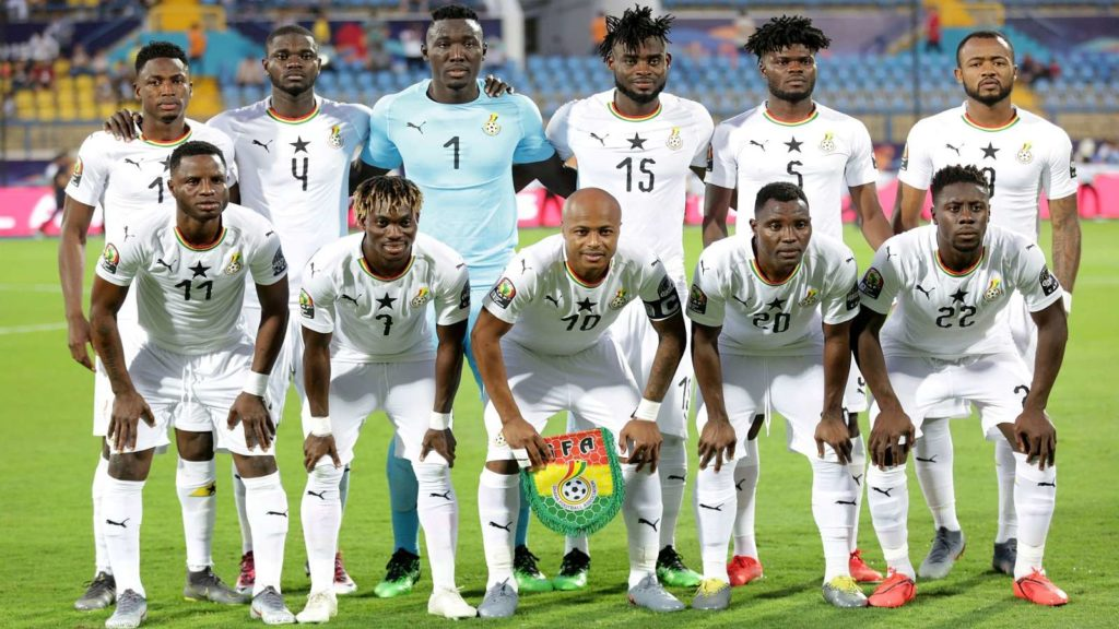AFCON 2021 Qualifiers: Match time for Ghana versus Sao Tome changed, takes place at 1300GMT