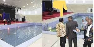 Man reveals Pastor charges GHC 700 just to swim in his swimming pool for healing