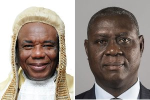 Why Anin-Yeboah was chosen over Jones Dotse as Chief Justice – First Deputy Speaker explains