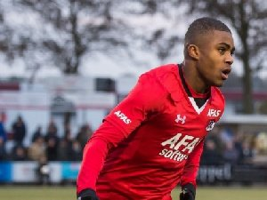 AC Milan bid €20 million for AZ Alkmaar sensation Myron Boadu