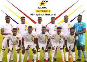Hearts of Oak release 27-man squad and jersey numbers for 2019/20 season
