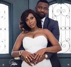 John Dumelo calls for legalization of polygamy in Ghana