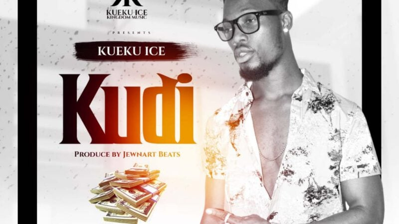 Kueku Ice – Kudi ( prod by jewnart beat)