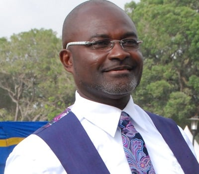 Ken Agyapong elated at Justice Anin-Yeboah's nomination