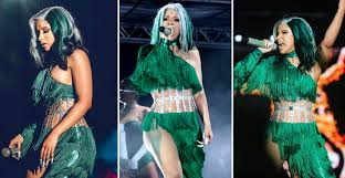 Amount Cardi B was paid to perform in Ghana and Nigeria will leave you amazed | see post