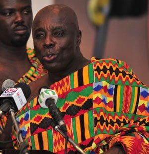 OKYEHENE DEMANDED 98 COWS AND 98 BOTTLES OF SCHNAPPS TO BE PACIFIED