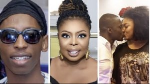 Zionfelix snatched Yemmy Baba's girlfriend - Afia Schwarzenegger reveals