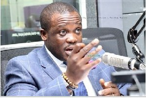 It's wickedness, you set up a man to force him to resign – Sam George