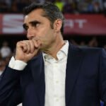 Spanish Super Cup: We are in Saudi Arabia because of money - Barca boss Valverde