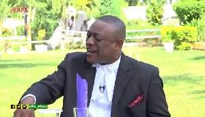 I was denied SP position because of Asamoah Gyan – Maurice Ampaw