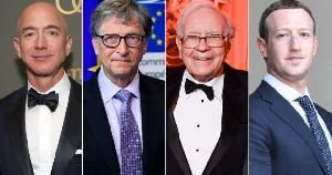 22 richest men in world richest than all African women