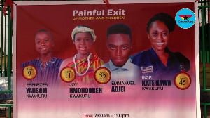 Family of 4 burnt to death were neglected for 4 hours at Korle Bu - Taxi driver
