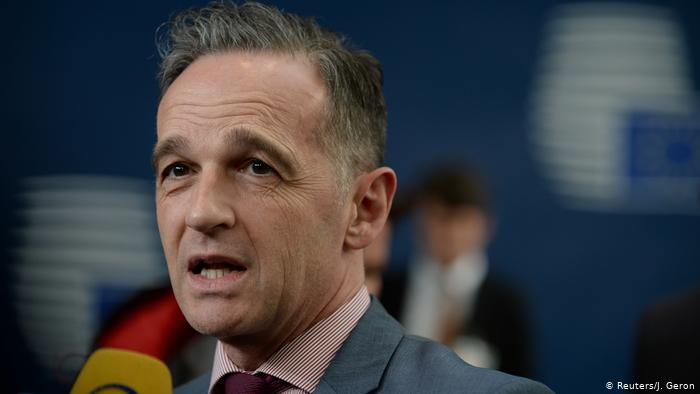 Germany's Heiko Maas criticizes US for Iran strategy