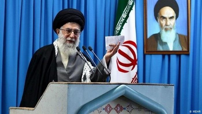Iran: Khamenei praises attack on US bases as 'day of god'