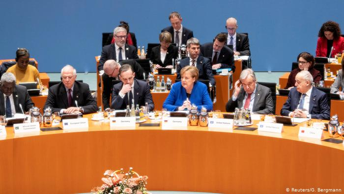 Germany: Silent mediator of peace efforts around the world