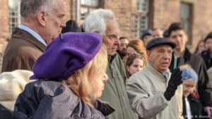 Auschwitz, 75 years later: A race against time