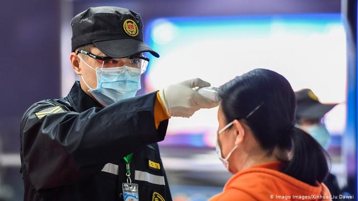 Coronavirus: Germany planning evacuation of its citizens in China