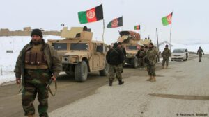 Afghanistan: US military plane crashes in Taliban territory