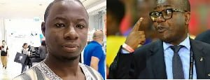 I only cautioned Ahmed Suale in 2017 after he 'scammed' me – Nyantakyi reveals