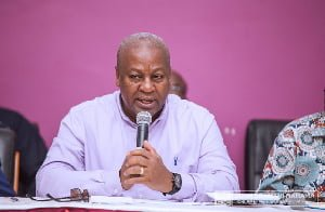 NDC won't buy past questions for students - Mahama