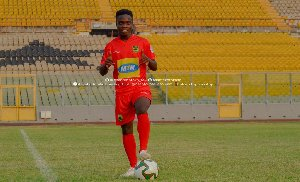 Teenager Matthew Cudjoe scores as Kotoko return to winning ways