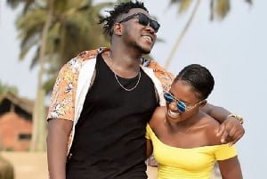 'Virgin' Fella swerves 'virginity' question a year after dating Medikal