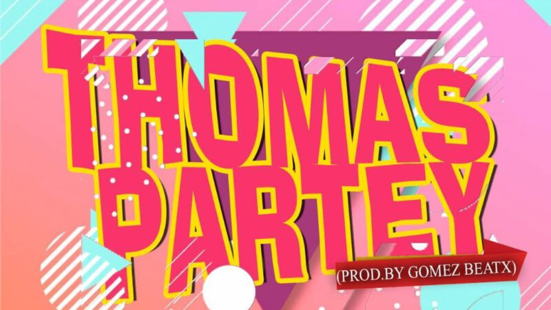 2tweny x Luta x Eformor x Nana Nie – Thomas Party.(Prod by Gomez beatx)