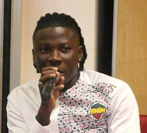 I'm disappointed! – Stonebwoy fights Charterhouse