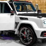 Kwame Despite acquires new limited 'Star Trooper' Mercedes-AMG G63