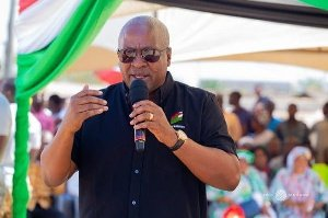 John Mahama to announce running mate in March