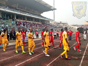 LIVE UPDATES: Asante Kotoko vs Ashgold, Hearts of Oak vs Bechem Utd