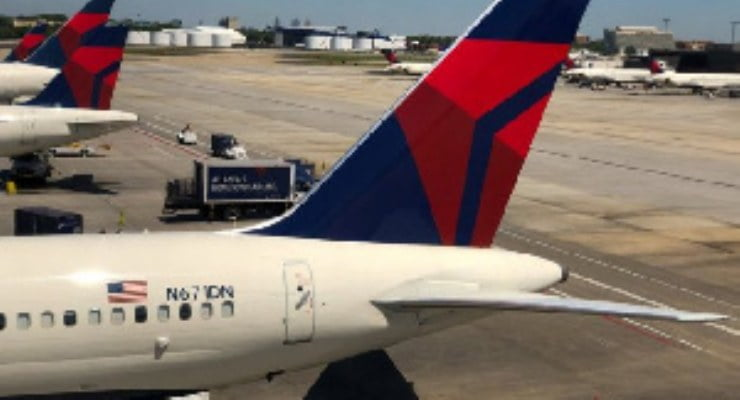 Delta to invest US$1 billion to curb global air travel's climate impact