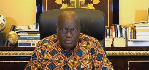Full text: Akufo-Addo's speech on partial lockdown