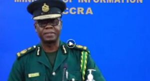 Ghanaian doctor, others arrested for attempting to enter the country illegally