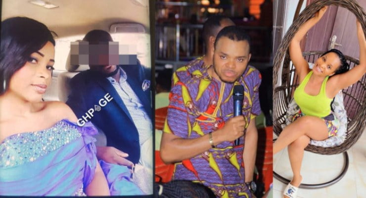 Benedicta Gafah aborted our child to save her relationship with Obinim-Estranged husband