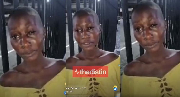 WATCH VIDEO : Sad: 20-Year-Old Student Shares Her Story Of How She Was Raped By Her Brother-In-Law Causing Her To Enter Into Prostitution To Survive