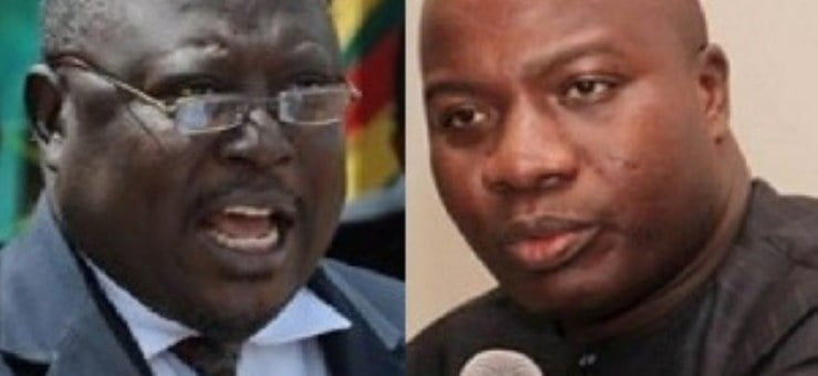 Martin Amidu is not seeking justice, I feel hunted – Mahama Ayariga