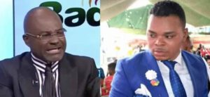 Watch Video: Ken Agyapong hates Obinim because Osofo Kyiri Abosom wants to chose him as Vice President -Jnr Pastor