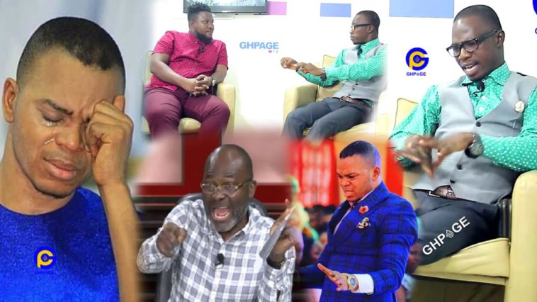 Watch video: Obinim has been buried spiritually; He might die soon -Prophet