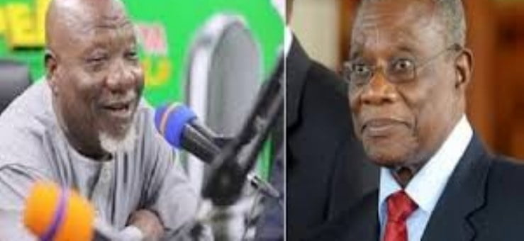 How Atta Mills 'visited' Allotey Jacobs in 'white apparel, black shinny shoes' over NDC suspension
