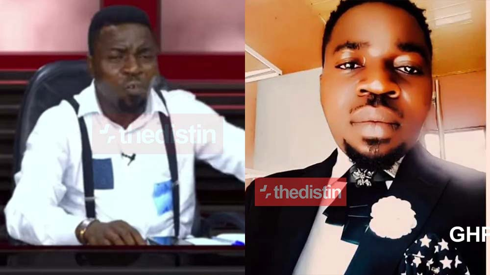 WATCH VIDEO : Manasseh Chopped A 65-Year-Old Woman: Ben Yorke Responds To His Allegations On Net2 TV