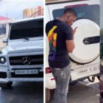Watch video: Ibrah storms cemetery to warn Ghanaians insulting him