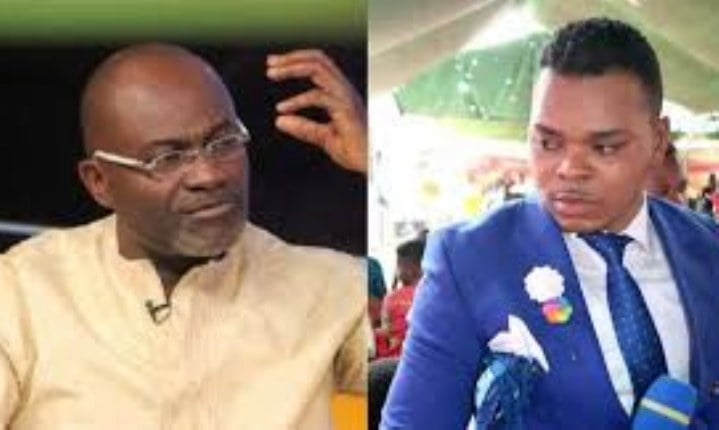 "WATCH VIDEO: I Saw Kennedy Agyapong's Accident"" Angel Obinim Jabs Again"