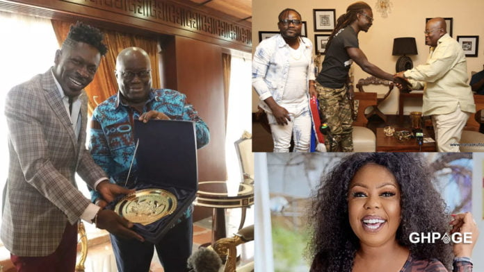 Five Ghanaians celebrities who have called for 4 more 4 Nana