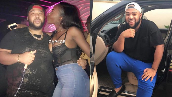 Slay Queen who indulged in 3som with Duncan Williams' son in a pool revealed