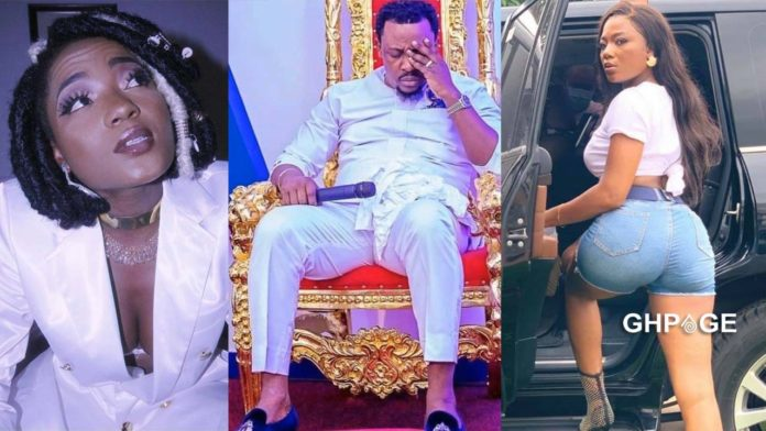 VIDEO: Efya reacts to Nigel Gaisie's death prophecy over her life