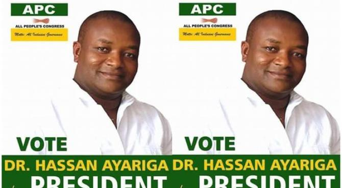 APC ACCLAIMS ITS NATIONAL EXECUTIVES AND PRESIDENTIAL CANDIDATE FOR DEC,7TH POLLS