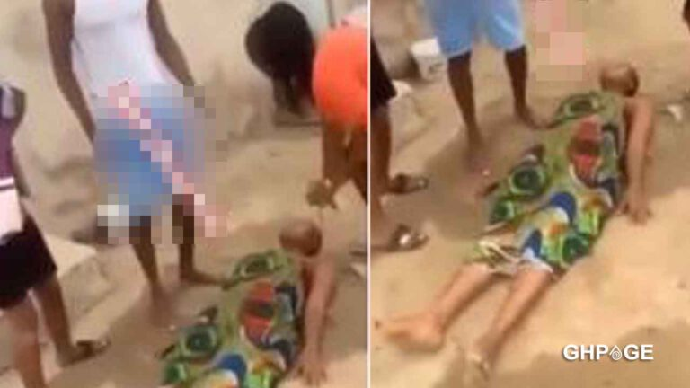 WATCH VIDEO: Girlfriend collapses after 10 rounds of lovemaking; boyfriend still unsatisfied